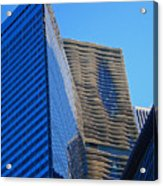 Chicago Abstract 1 Acrylic Print