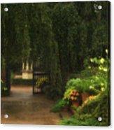 Chicago Botanical Gardens Acrylic Print