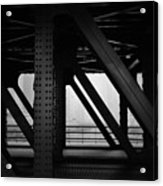 Chicago Bridge Acrylic Print