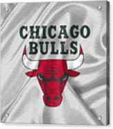 Chicago Bulls Acrylic Print