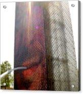 Chicago Crown Fountain 4 Acrylic Print