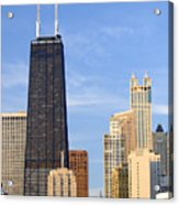 Chicago Downtown Acrylic Print