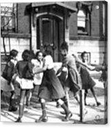 Chicago, Illinois, 1941 Acrylic Print