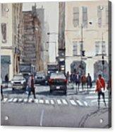 Chicago Impressions Acrylic Print