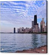 Chicago Lakeshore Acrylic Print