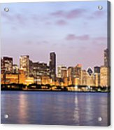 Chicago Panorama Acrylic Print
