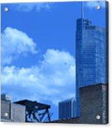 Chicago Skyline 2 Acrylic Print