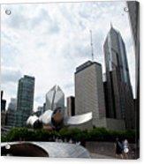 Chicago Skyscrapers Acrylic Print