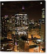 Chicago Times Acrylic Print