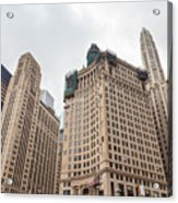 Chicago Towers Acrylic Print