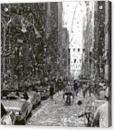 Chicago Welcomes Apollo 11 Astronauts Acrylic Print by Nasa