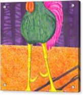 Chicken Legs Acrylic Print