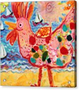 Chicken Of The Sea #2 Acrylic Print