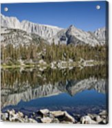 Chickenfoot Lake Acrylic Print