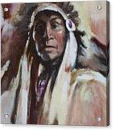 Chief 1 Acrylic Print