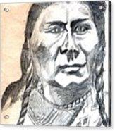 Chief Joseph Acrylic Print
