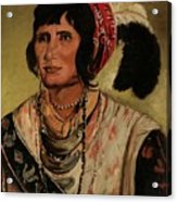 Chief Osceola Acrylic Print