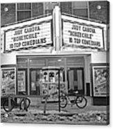 Chief Theater Acrylic Print