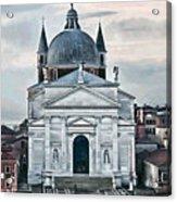 Chiesa Del Redentore Venice Acrylic Print