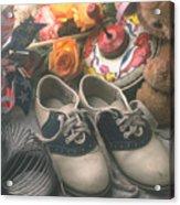Childhood Memories Acrylic Print by Garry Gay