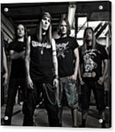 Children Of Bodom Acrylic Print