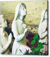 Children Of Fatima Acrylic Print