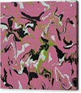 Chimerical Hallucination - Original  Acrylic Print