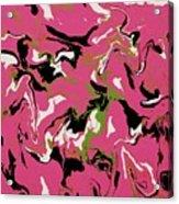 Chimerical Hallucination - Vhfk100 Acrylic Print