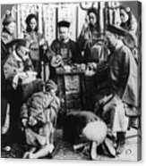 China: Boxer Trial, C1900 Acrylic Print
