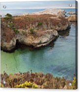 China Cove Acrylic Print