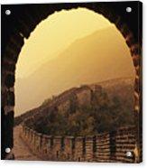 China, Mu Tian Yu Acrylic Print