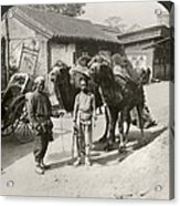 China: Peking, 1901 Acrylic Print