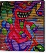 Chinatown Art Acrylic Print