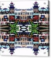 Chinatown Chicago 2 Acrylic Print