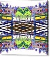 Chinatown Chicago 3 Acrylic Print