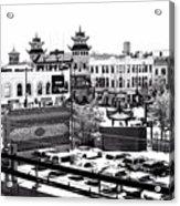 Chinatown Chicago 4 Acrylic Print