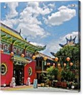 Chinatown Los Angeles #2 Acrylic Print