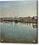 Chincoteague Bay Acrylic Print