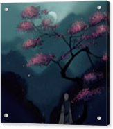Chinese Ancient Style Acrylic Print