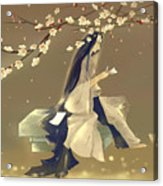 Chinese Ancient Type#2 Acrylic Print