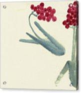 Chinese Hawthorn Acrylic Print