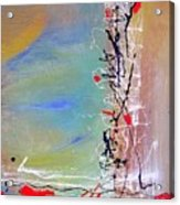Chinese Whispers Acrylic Print