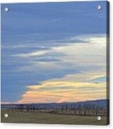 Chinook Panorama Acrylic Print