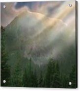 Chinook Vista Acrylic Print