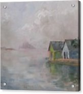 Chippewa Bay Acrylic Print