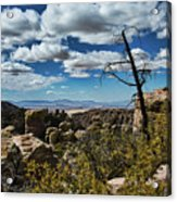 Chiricahua National Monument Acrylic Print