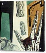 Chirico: Arch, 1914 Acrylic Print