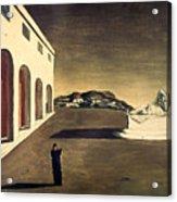 Chirico: Melancolie, 1913 Acrylic Print