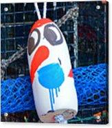 Chistmas Buoy Decoration 657 Acrylic Print