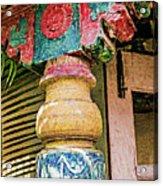 Chitra Museum Goa Acrylic Print